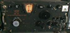 Military receiver BC-342 from 1945 fully transformed with transistors rarety