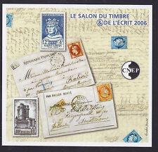 BLOC CNEP N° 46 ** SALON DE L'ECRIT 2006, NEUF LUXE