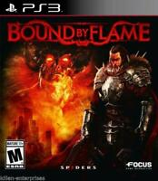 Bound By Flame 13 Playstation 3 Game PS3 Used