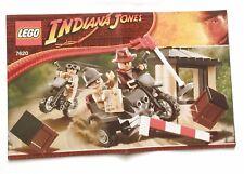 LEGO Indiana Jones Bauanleitung 7620