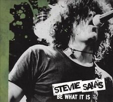 SALAS STEVIE - Be What It Is - CD - **BRAND NEW/STILL SEALED** SHIPS SUPER FAST!