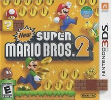 Nintendo 3DS US New Super Mario Bros. 2 Full Game Download Card - READ LISTING