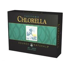 Source Naturals Yaeyama Chlorella 200mg x 300 Tablets