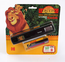 KODAK THE LION KING 110 IN A SEALED BLISTER PACK, UNTESTED, AS-IS/cks/201078