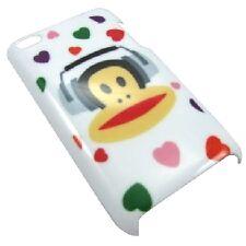 cover custodia rigida Ipod Touch 4 generazione raffigurante scimmia colore white