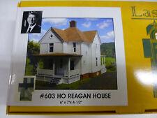 Branchline Laser-Art Structures HO #603 Reagan House