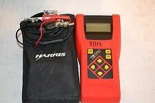 Harris TS1000 TS 1000 ADSL Test Set with Case and Leads