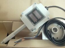 Temperature Humidity Transducer Display Wall type RS485 communication THD-WD1-T