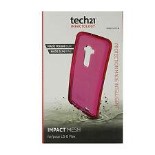 OEM Tech21 Impact Mesh Case For LG G Flex Protective Cover Tough Slim Pink