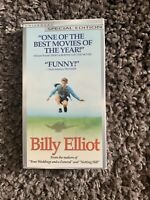 Billy Elliot (VHS, 2001) Great Condition