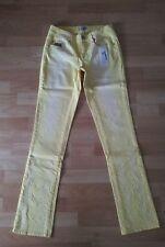 Kangaroos Jeans / Stretchhose Gr.34 (gelb) *NEU*