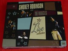 The Live Collection by Smokey Robinson & the Miracles/Smokey Robinson 2CD
