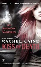 The Morganville Vampires: Kiss of Death 8 by Rachel Caine (2010, Paperback)