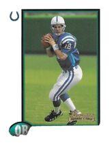 New listing 1998 Bowman Peyton Manning RC #1 Colts