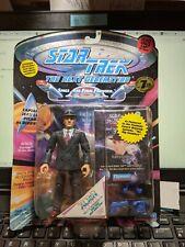 1994 Playmates Star Trek Captain Jean Luc Picard Dixon Hill Generation MOC (sutt