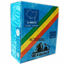 Ziggi URS King Size Slim Rolling Papers - 3 IN 1 Rolling Papers - Box