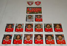 FIGURINE CALCIATORI PANINI 2005-06 SQUADRA TRIESTINA CALCIO FOOTBALL ALBUM
