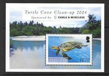 BRITISH INDIAN OCEAN TERR SGMS318 2005 GREEN TURTLES   MNH