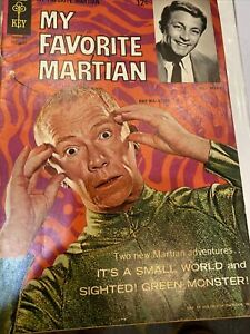 My Favorite Martian #3 Gold Key Comic Book February 1965 Vintage TV Silver Age