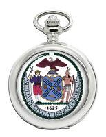 New York City NY (USA) Pocket Watch