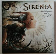 Sirenia Nine Destinies And A Downfall Adv Cardcover CD 2007 Metal Gothic