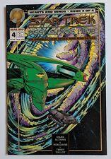 Star Trek Deep Space Nine Hearts and Minds #4 Malibu Comic 1994 Mini-Series