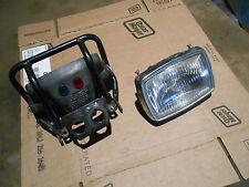 Polaris 250 Trail Boss ATV 1988 88 4x4 headlight head light mount