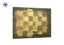 LARGE MODERN DECOR HAND PAINTED ABSTRACT WALL ART CANVAS OIL PAINTING (NO FRAME)