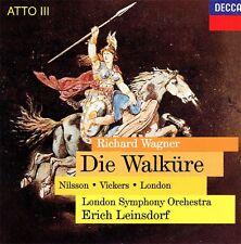 CD - RICHARD WAGNER - Die Walkuri - ERICH LEINSDORF