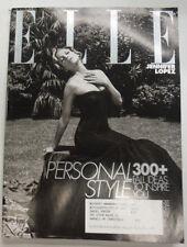 Elle Magazine Jennifer Lopez Personal Style October 2008 052615R2