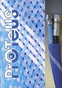 Schutzschlauch für Farbspritzschläuche (25mm) - 200m- Rolle