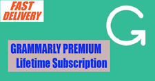 Grammarly.Premium Account✔️LIFETIME WARRANTY | Fast delivery