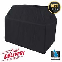 """Waterproof Outdoor 58"""" Barbecue BBQ Gas Grill Cover Black Small Protect fr Weber"""