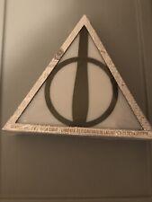 Harry Potter Deathly Hallows Movie Light Lamp Nightlight/Desk Lamp T