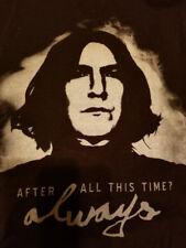 Geekgear/LootCrate Exclusive Snape Tshirt Always Xxl Nwot Licensed Wb