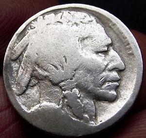 Five Cents 5c. Buffalo Nickel Coin 1913-1938? - US America - USA
