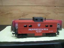 HO PENNSYLVANIA  36'  STEEL TYPE MANTUA  CABOOSE #726020 CABOOSE  STEEL