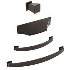 Matt Black Pull Handles & Drawer Knob for Kitchen Cabinet Cupboards Skyler Range
