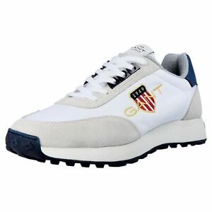 promotion Gant Samuel sneakers nerringbone marine
