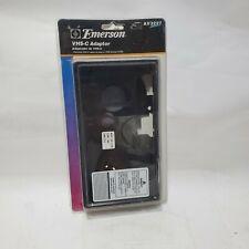Emerson Vhs-C Adaptor - No battery needed (unused)