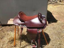 Swinging fender saddle size 15