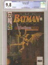 Batman 478. CGC 9.8