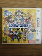Wario Ware GOLD Nintendo 3DS neuf 300 mini jeux!
