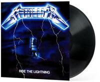 Metallica - Ride The Lightning (Vinyl Used Very Good)