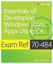 New Exam Ref:Essentials of Developing Windows Store Apps Using C# Exam 70-484