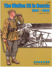 CONCORD 6535 : The Waffen SS in Russia 1941-44