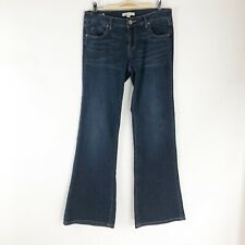 CAbi #749R Flare Leg Jeans - Size 4
