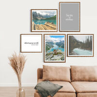 Gallery Wall Home Prints A4,Adventure/Travel, 1-5 PICTURES-NO FRAME