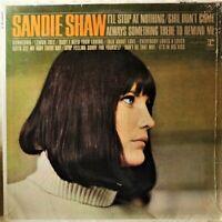 Sandie Shaw S/T Self-Titled Debut LP Vinyl Shrink Teen Girl British Mod Oldies