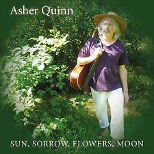 Asher Quinn (Asha) - Sun, Sorrow, Flowers, Moon - CD
